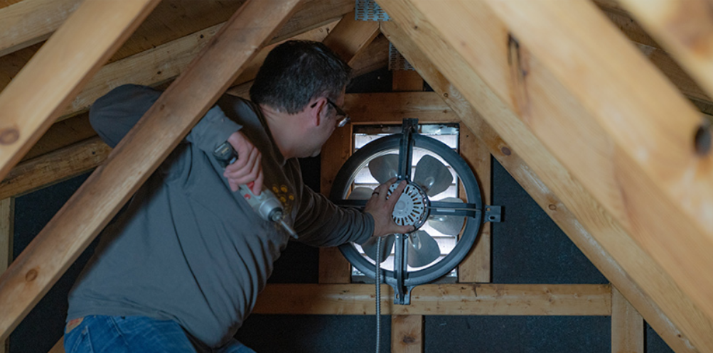 attic fan review