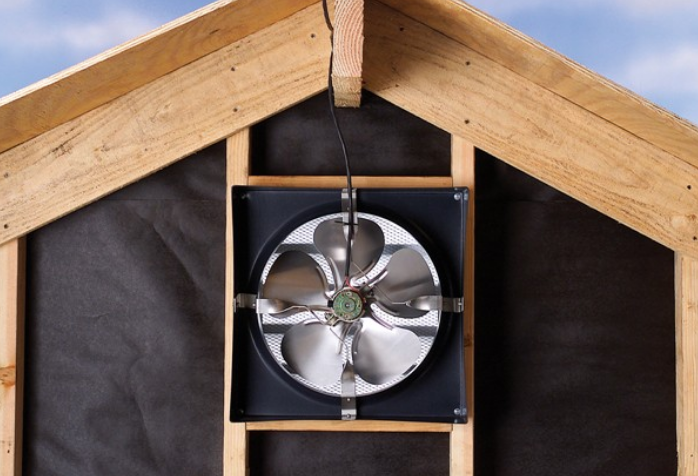 best attic fan