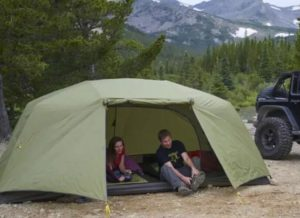 getting cheap camping tent