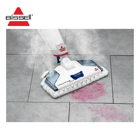 choose bissell steam mop